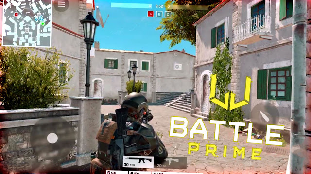 تجربة Battle Prime اللعبة التي سوف تنهي تاريخ ببجي موبايل