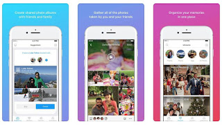 Moments by Facebook App