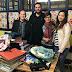 Juventudes Socialistas entrega a Cáritas el material escolar recogido el pasado mes