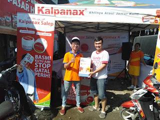 Kalpanax Mixagrip Spreading & Grebek Pasar 2019