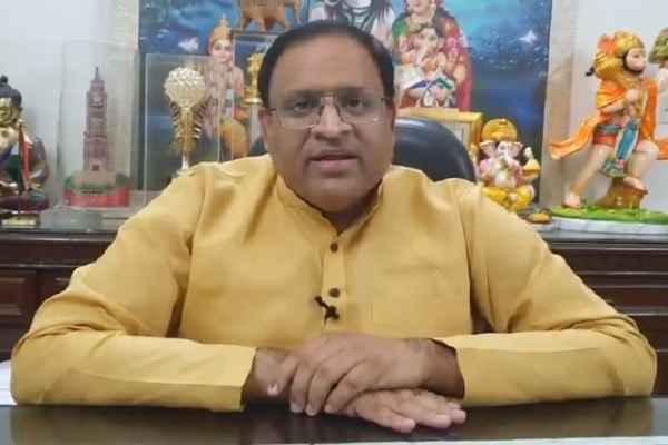 haryana-ex-mla-vipul-goel-greet-people-on-diwali-2019-news