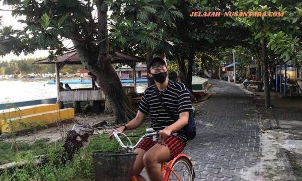 aktivitas selama wisata trip satu hari pulau pari kepulauan seribu