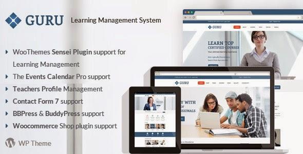 Creative Educational WordPress Templates