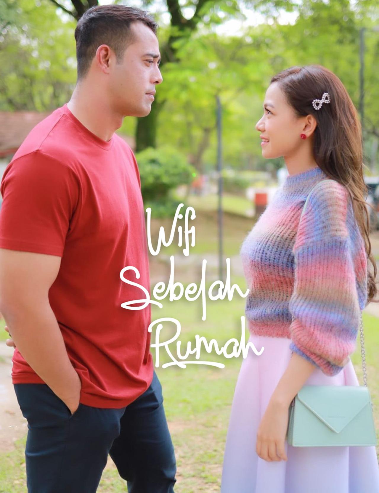 Drama Wifi Sebelah Episod 1-16(Akhir)