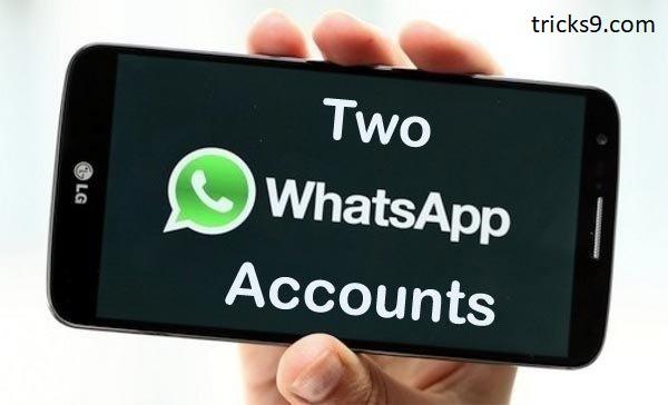 2 whatsapp apk in one phone