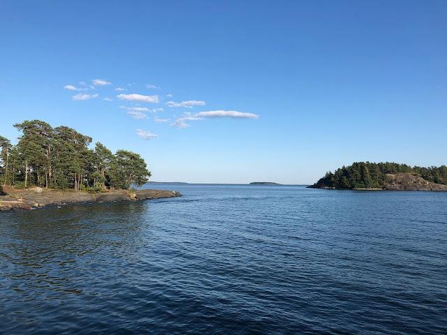 Helsingin saaristoa