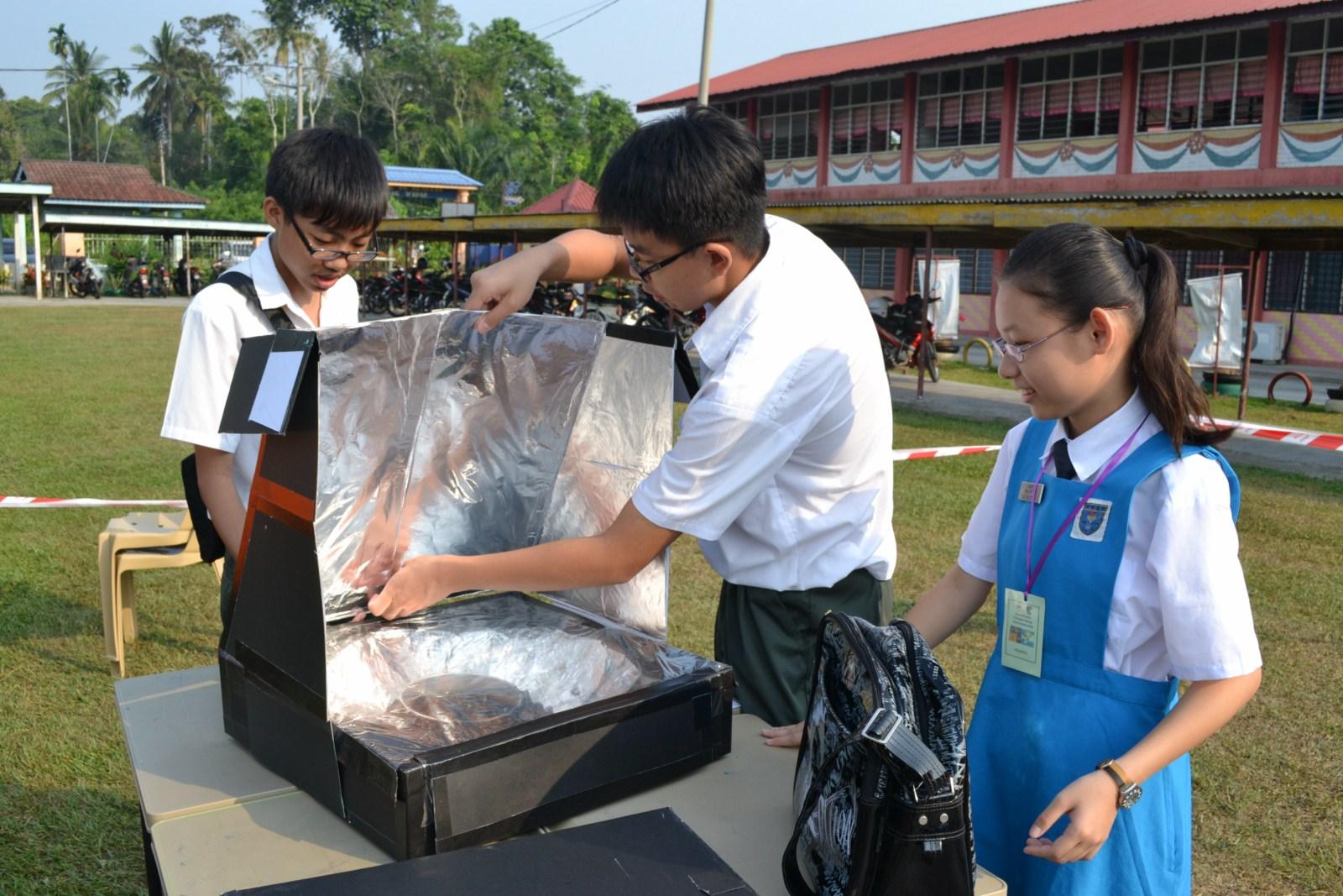 Dapur Solar Smk Dato Bendahara Cm Yusuf June 2017