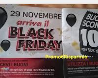 Logo Conad Black Friday : ricevi buoni da 10€ ! Scopri come fare
