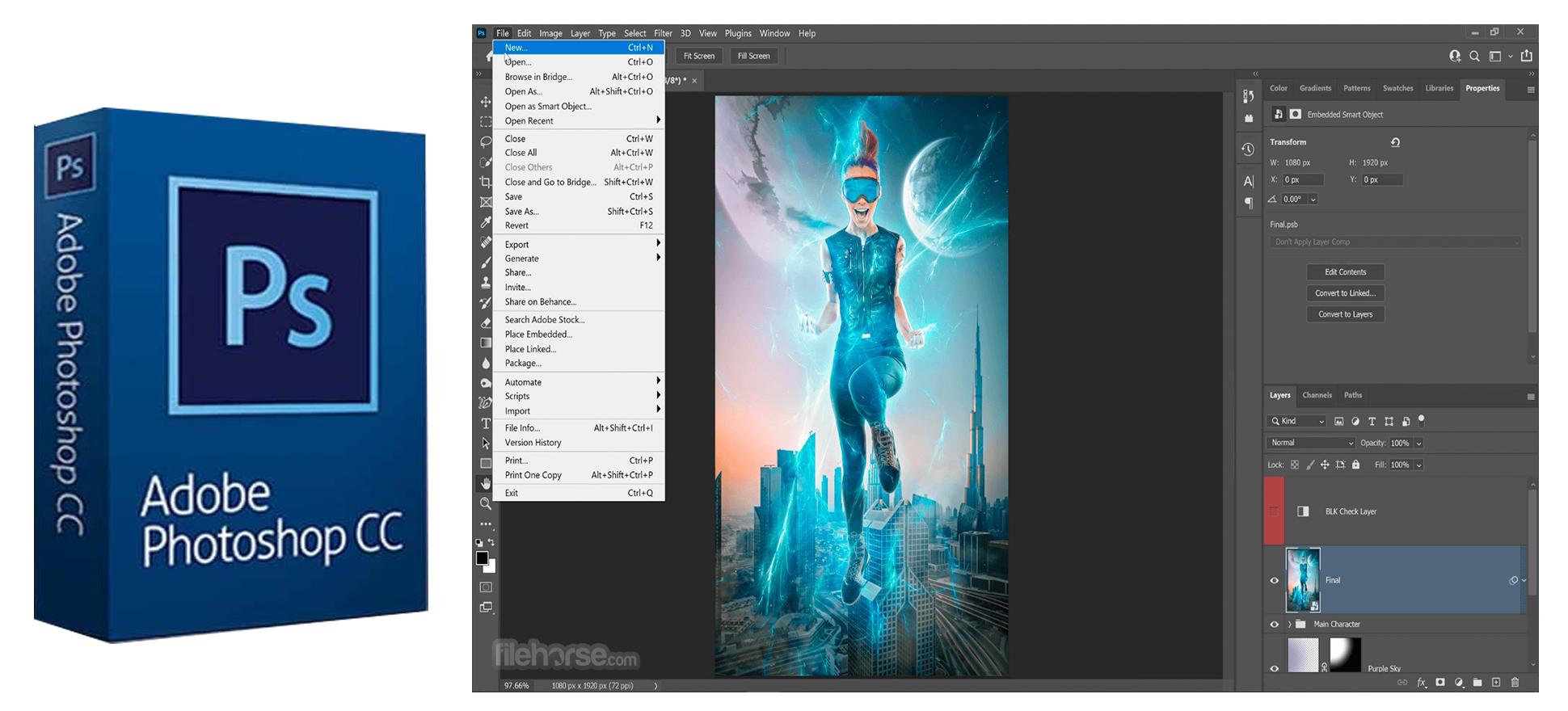 Cara Install Adobe Photoshop CC 2021