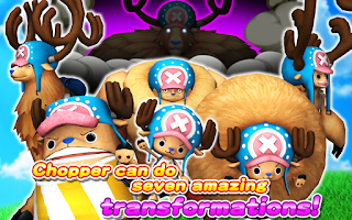 One Piece Run Chopper Run MOD v1.0.5 Apk (Unlimited Money) Terbaru 2016 5
