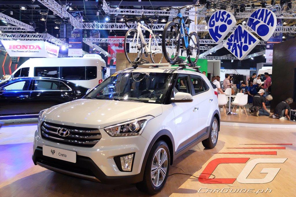 Mias 2017 Hyundai Creta Ready To Do Battle In Sub Compact Crossover