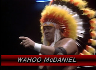 NWA Starrcade 1986 (The Skywalkers) - Wahoo McDaniel