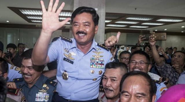 AGEN BOLA - Hadi Tjahjanto Dilantik sebagai Panglima TNI Sore Ini