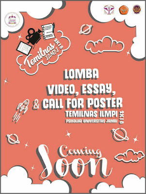 Lomba Video, Essay, dan Call For Poster Nasional 2018 di Universitas Jambi