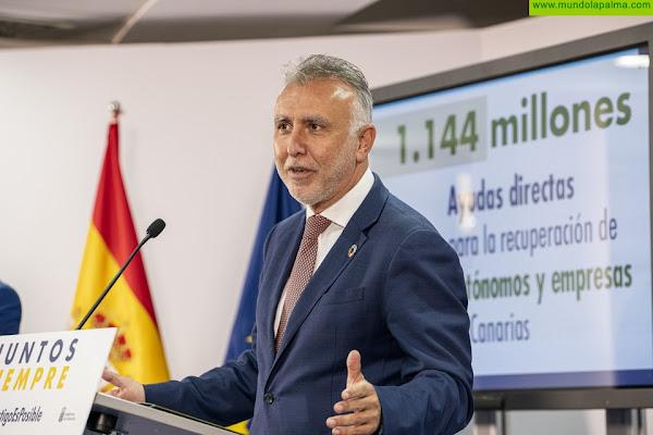 El Gobierno da luz verde al Decreto-ley que regula los 1.144 millones en ayudas COVID-19 para empresas y autónomos