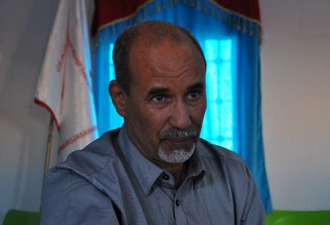 رئيس الهلال الأحمر الصحراوي لجريدة نويس ديتشلاند : جائحة كورونا أثرت بشكل كبير على الوضع الإقتصادي للاجئين الصحراويين.