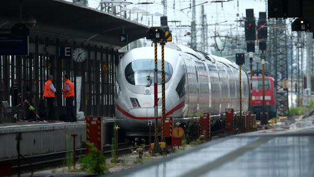 صدمة في ألمانيا بسبب مقتل طفل في محطة قطارات فرانكفورت