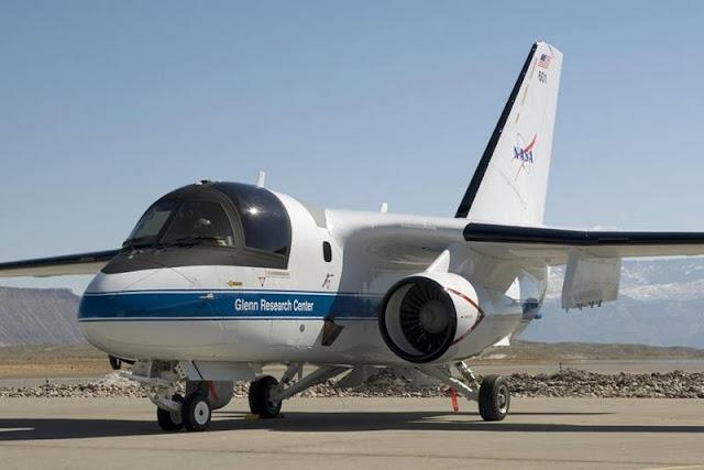 NASA retires world's last operational Viking S-3B