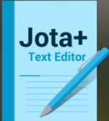 Jota+ text editor