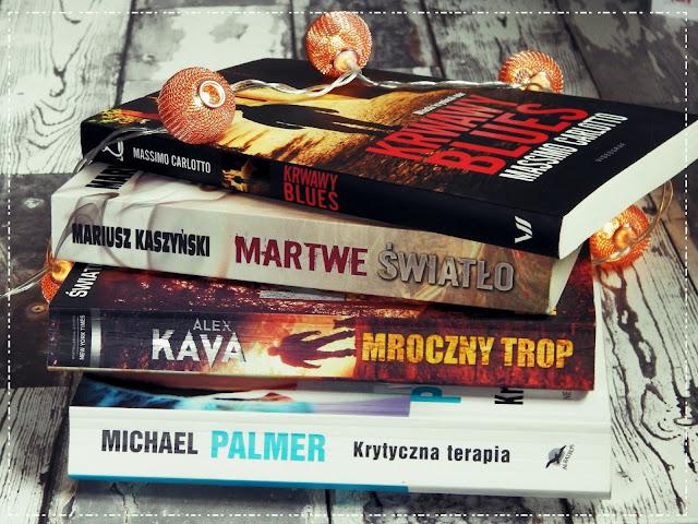 Czytam, bo lubię : kryminały