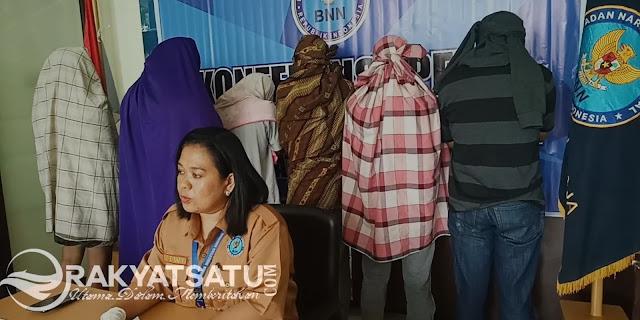 Setelah Terciduk Pakai Narkoba, Oknum Wartawan Toraja ini Jalani Penahanan Ditempat Rehab