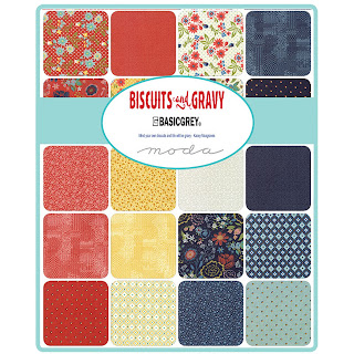 Moda Biscuits & Gravy Fabric by BasicGrey