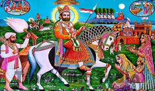 Ramdevra Fair Travel big india