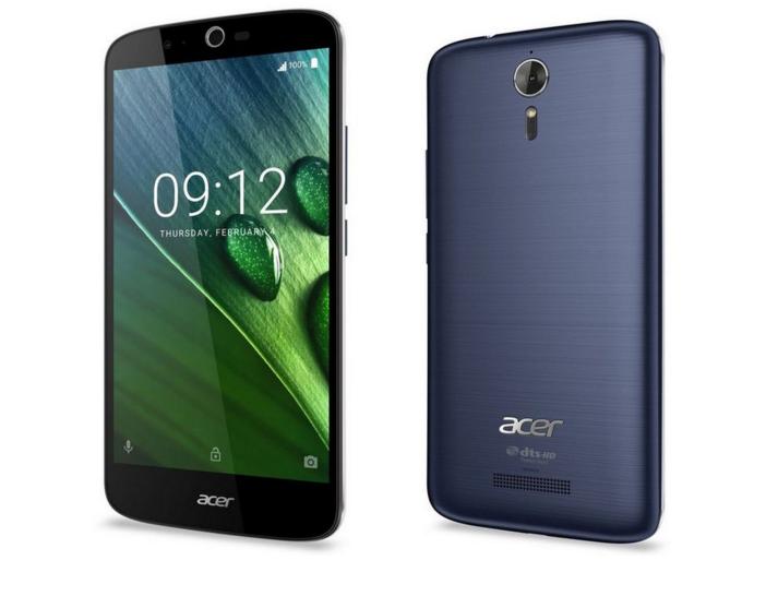 Acer The liquid Zest Plus