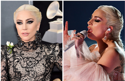 Luxury Makeup - (Lady Gaga`s Grammy Awards Makeup)