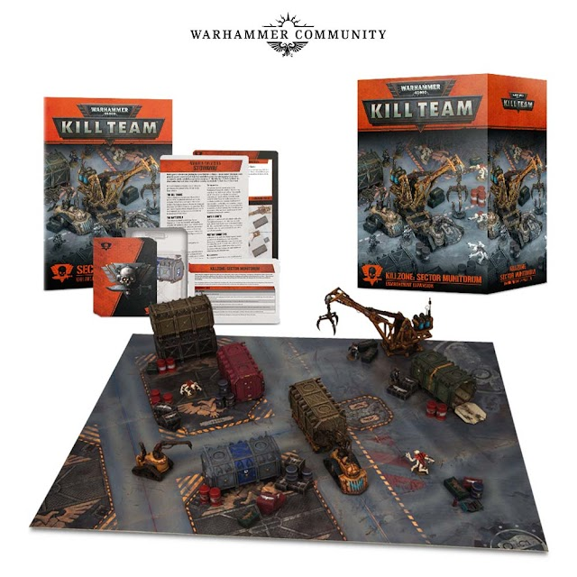 This Week's Pre-Orders with Prices: Kill Team Expansions/ AoS
