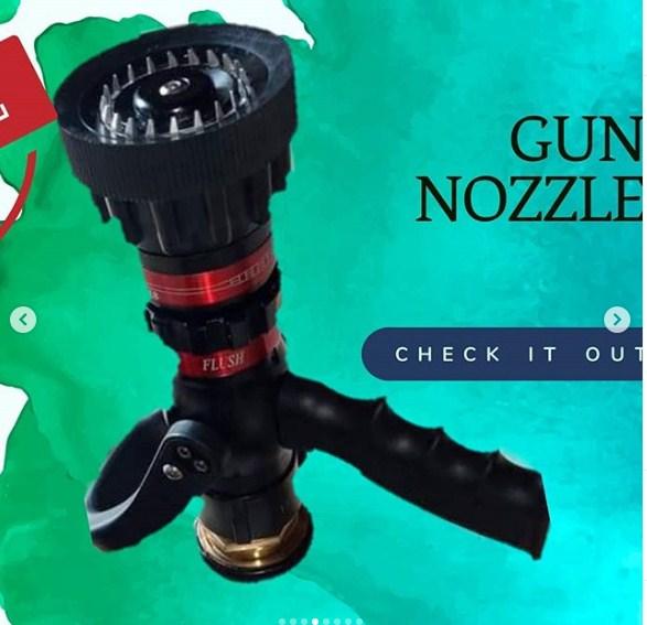 Gun Nozzle Hydrant Equipment