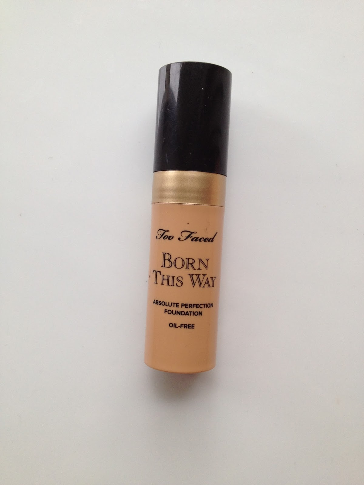 Shannon Goes Shopping: Too Faced Born This Way The Review