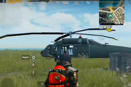 5 Helicopter Locations on PUBG Mobile