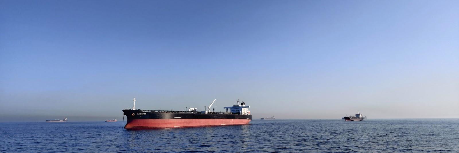 سفن البترول