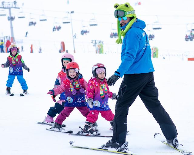 przedszkole narciarskie Masterski