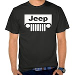 Kaos Distro Pria Jeep SK51 Asli Cotton