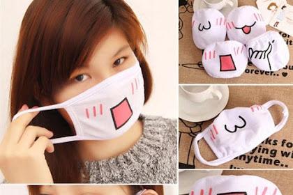 Manfaat Masker penutup wajah bagi kesehatann