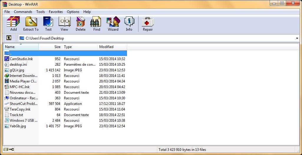 WinRAR 5.21 Final + Key (x86/x64) Free Download