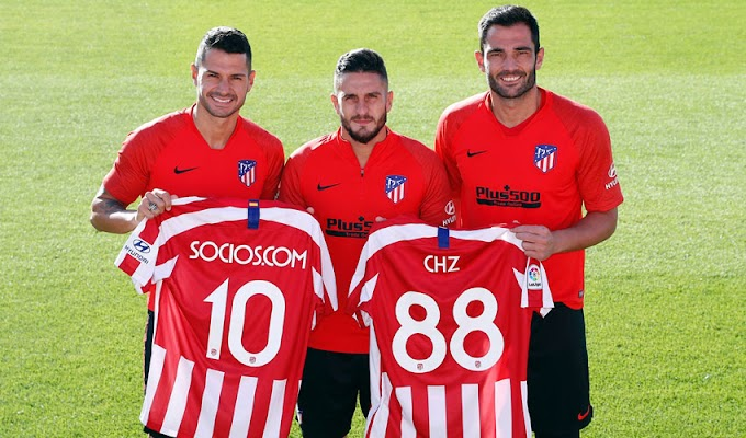 Atletico Madrid and Other Top Soccer teams introduce blockchain based fan token