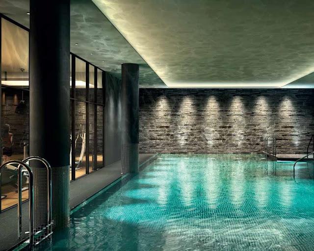 英國投資 游泳池