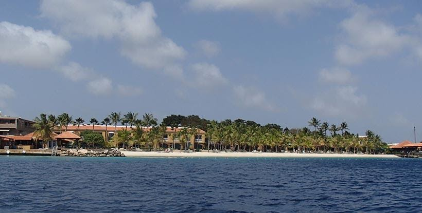 Harbour Village Beach - Praias de Bonaire