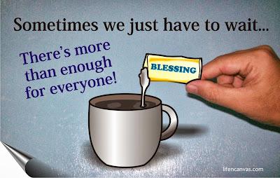 more than enough blessing