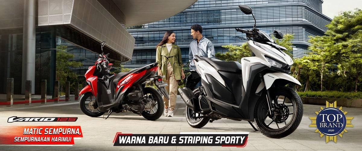 Promo Kredit Harga HONDA VARIO 125 ESP CBS ISS Dealer Honda Sejahtera Mulia Cirebon