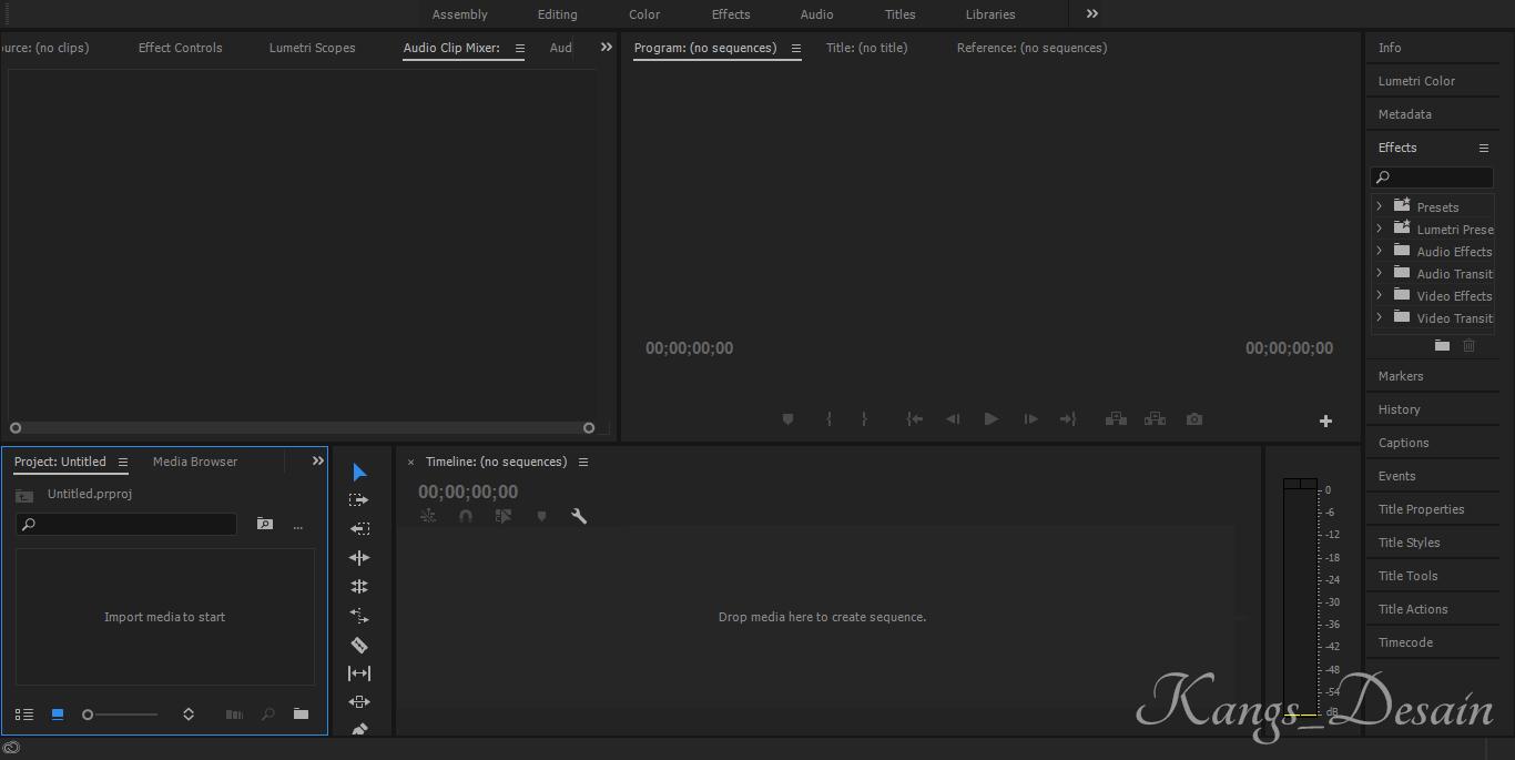 Adobe Premiere Pro CC  Full Version + Crack
