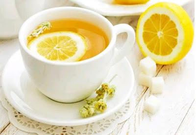 লেবু চা রেসিপি - Lemon Tea recipe