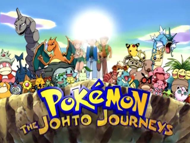 Pokémon: Los Viajes a Jotho (41/41) (50MB) (HDL) (Latino) (Mega)