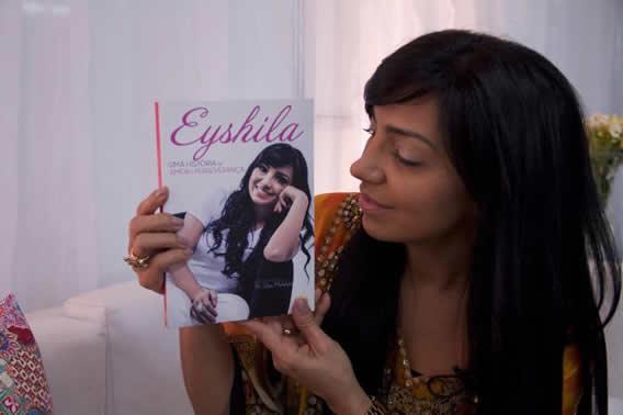 Eyshila, Uma  História de Amor e Perseverança
