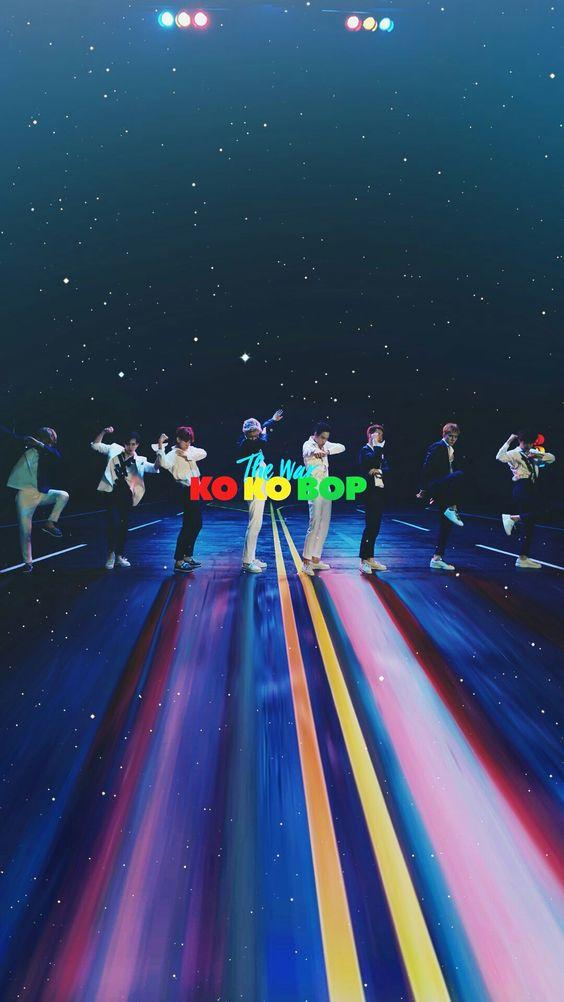 Hình nền điện thoại nhóm nhạc EXO 11