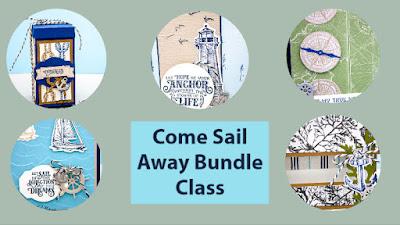 Sail Away Bundle Class Announcement