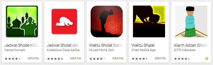 aplikasi sholat android